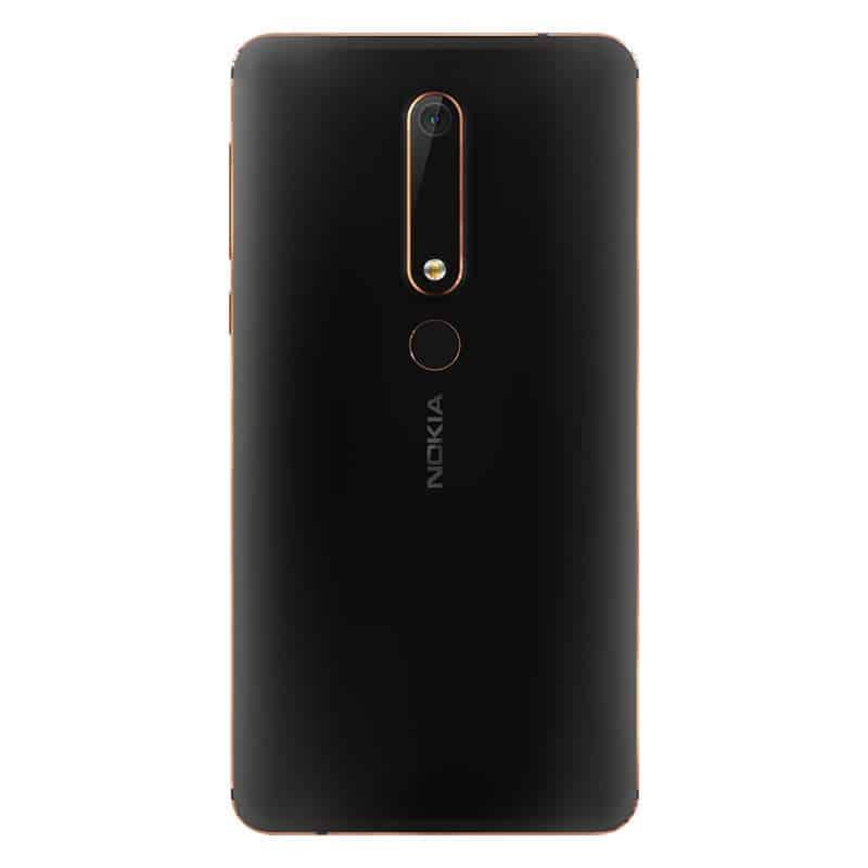 Nokia 6 Tekniset Tiedot