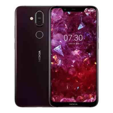 Nokia X7 punaisena