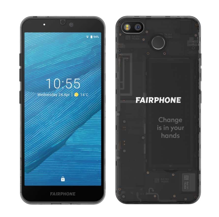 Eettisesti valmistettu Fairphone 3 julkaistiin – Valttikorttina modulaarinen rakenne ja helppo korjattavuus - SuomiMobiili