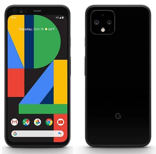 Google Pixel 4 -vuotokuva / Kuva: Evan Blass