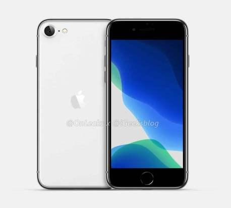Tältä näyttänee iPhone 9