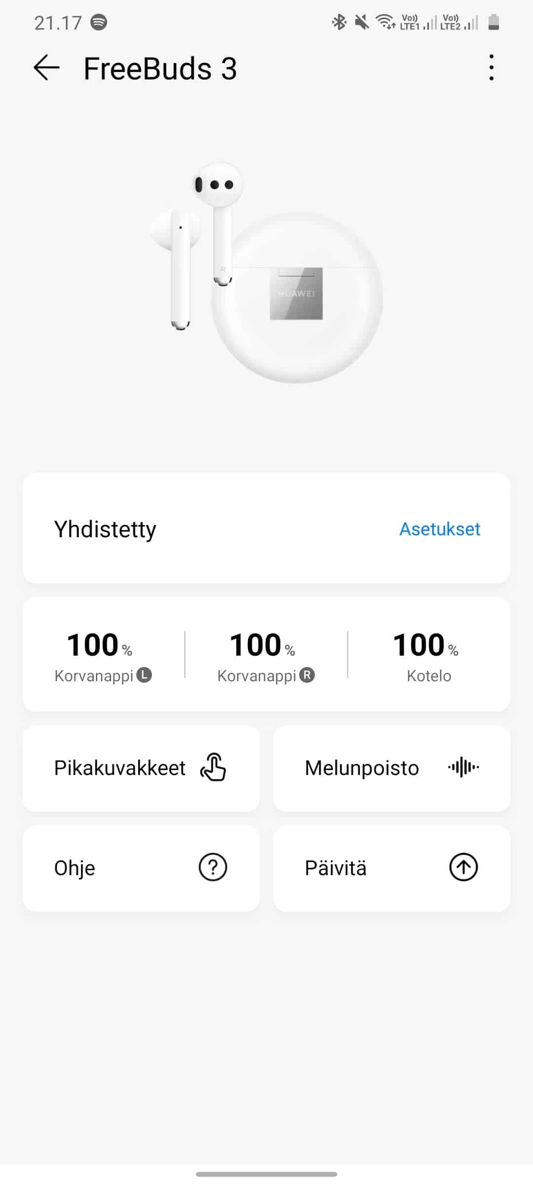 Bluetooth Kuulokkeet Ei Löydy