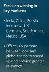 Focus-on-key-markets