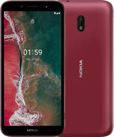 nokia_C_1_Plus-front_back-red