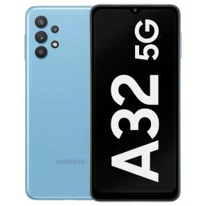 Samsung_Galaxy_A32_5G_SM-A326B_Blue_Single-Cut-Out_RGB_klein