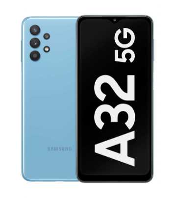 Samsung_Galaxy_A32_5G_SM-A326B_Blue_Single-Cut-Out_RGB_klein