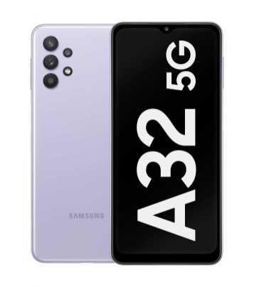 Samsung_Galaxy_A32_5G_SM-A326B_Light_Violet_Single-Cut-Out_RGB_klein