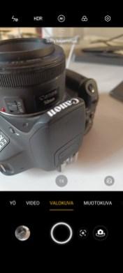 OxygenOS 11.3 kamera