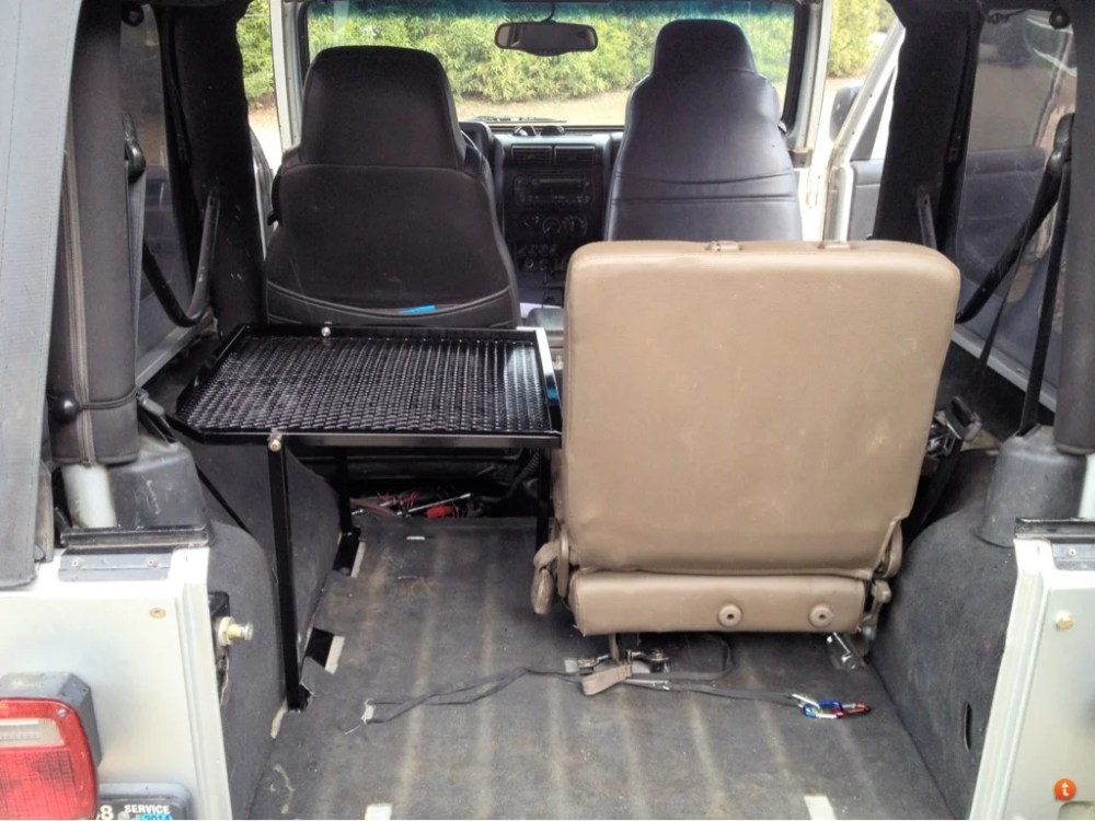 medium resolution of willy jeep rear seat