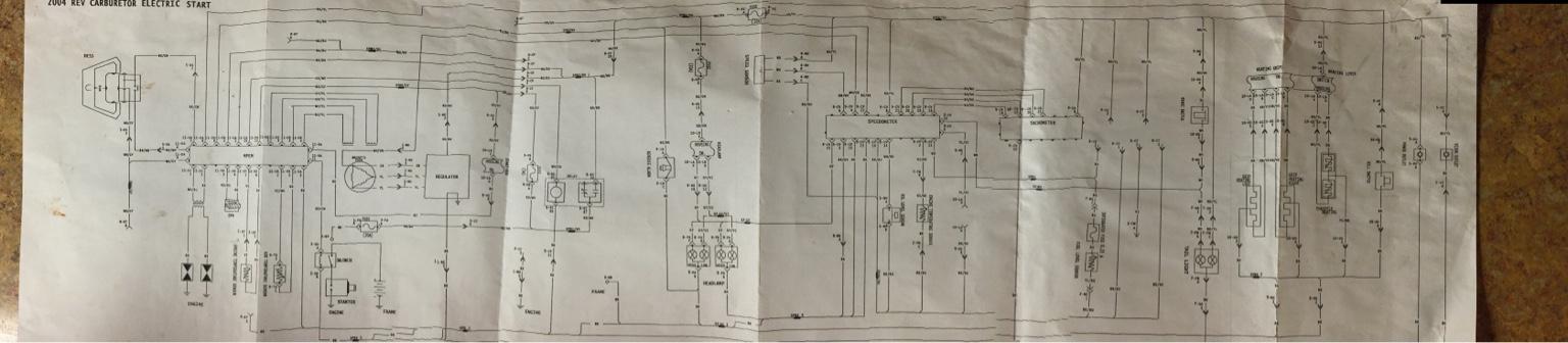 Am Outlander Wiring Diagram On 2003 Ski Doo 800 Rev Wiring Diagram