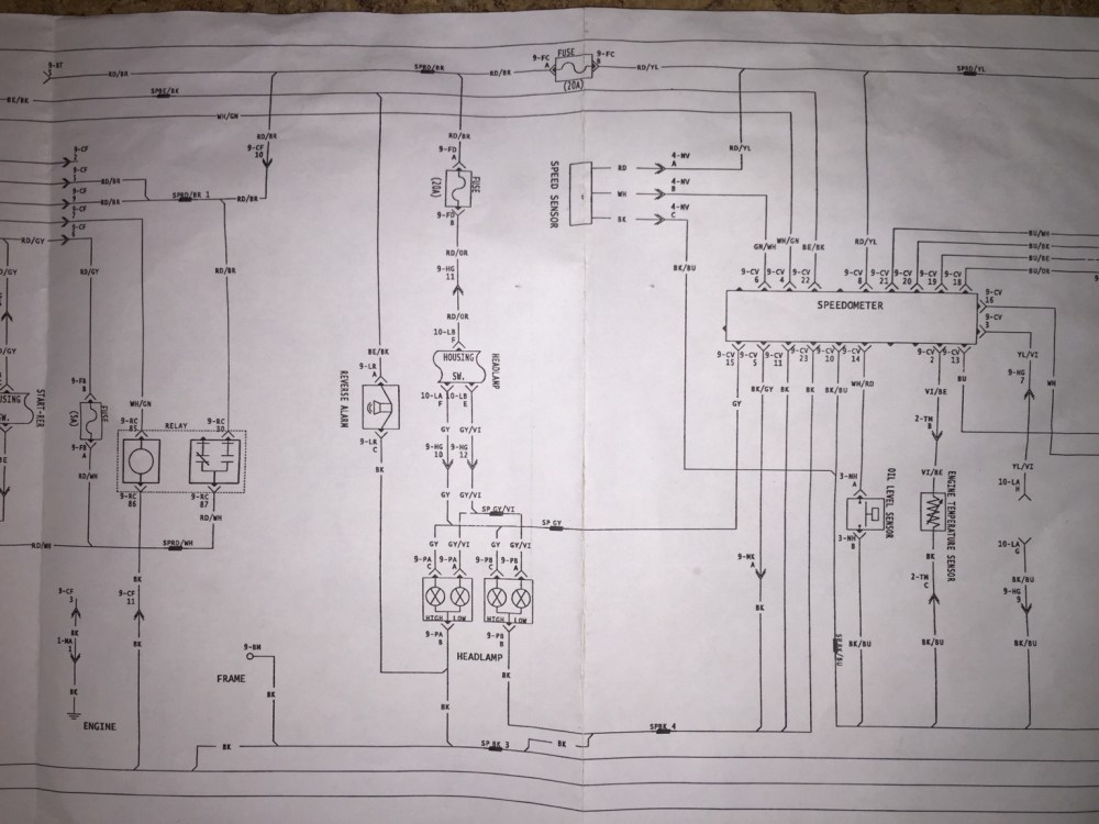 medium resolution of 2004 ski doo wiring diagram