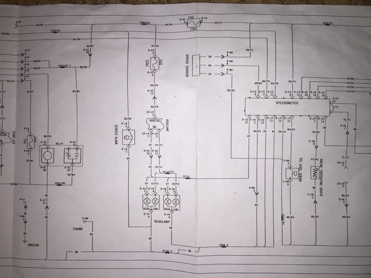 hight resolution of 2004 ski doo wiring diagram