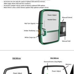 2008 Gmc Sierra Wiring Diagram 94 Dodge Dakota Stereo Signal Mirror Upgrade !! Need Help - 2014-2018 Silverado & Mods Gm-trucks.com