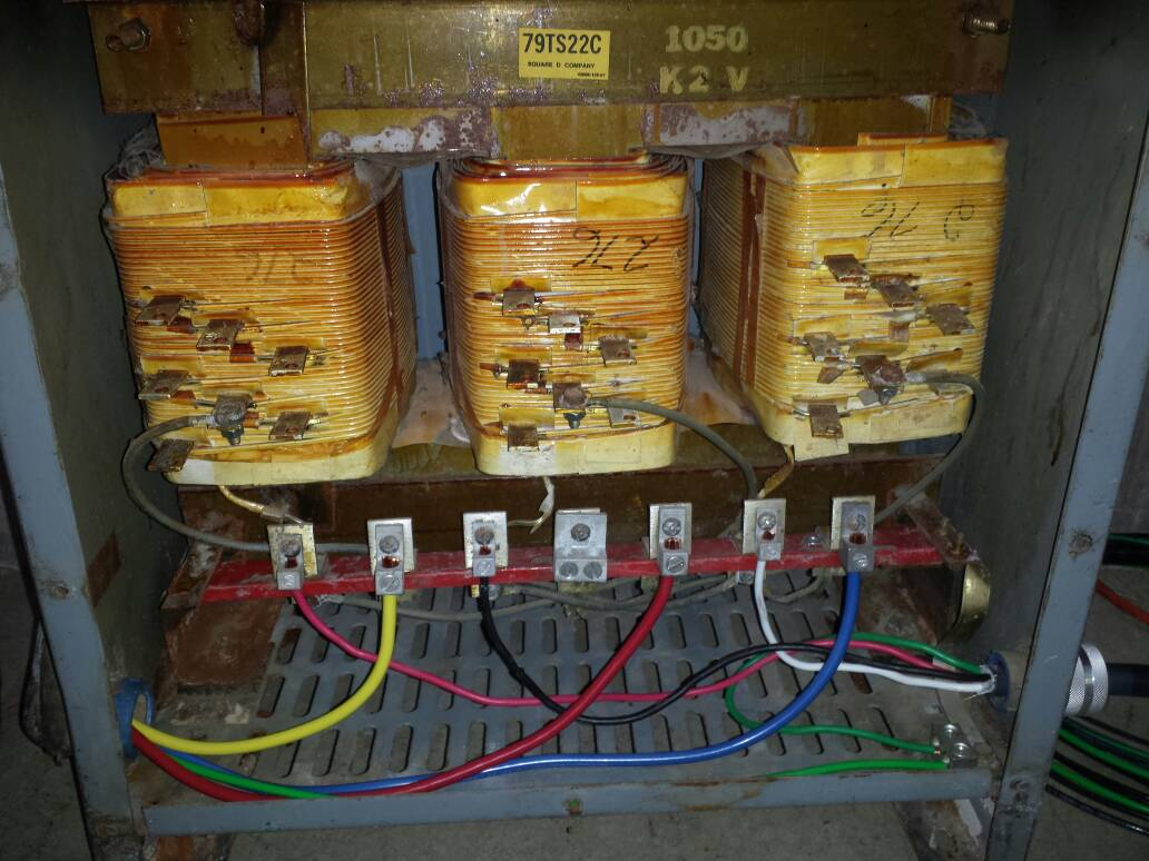Use For 480 To 208 3 Phase Transformer
