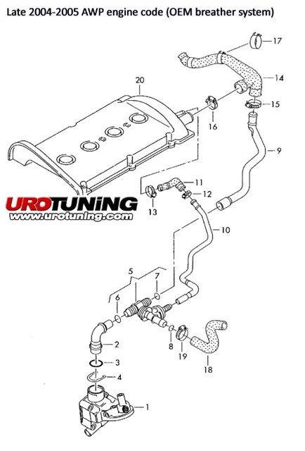 02 Vw Gti 1 8t Engine Diagram. Diagram. Auto Wiring Diagram