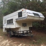 Old Slide In Truck Campers