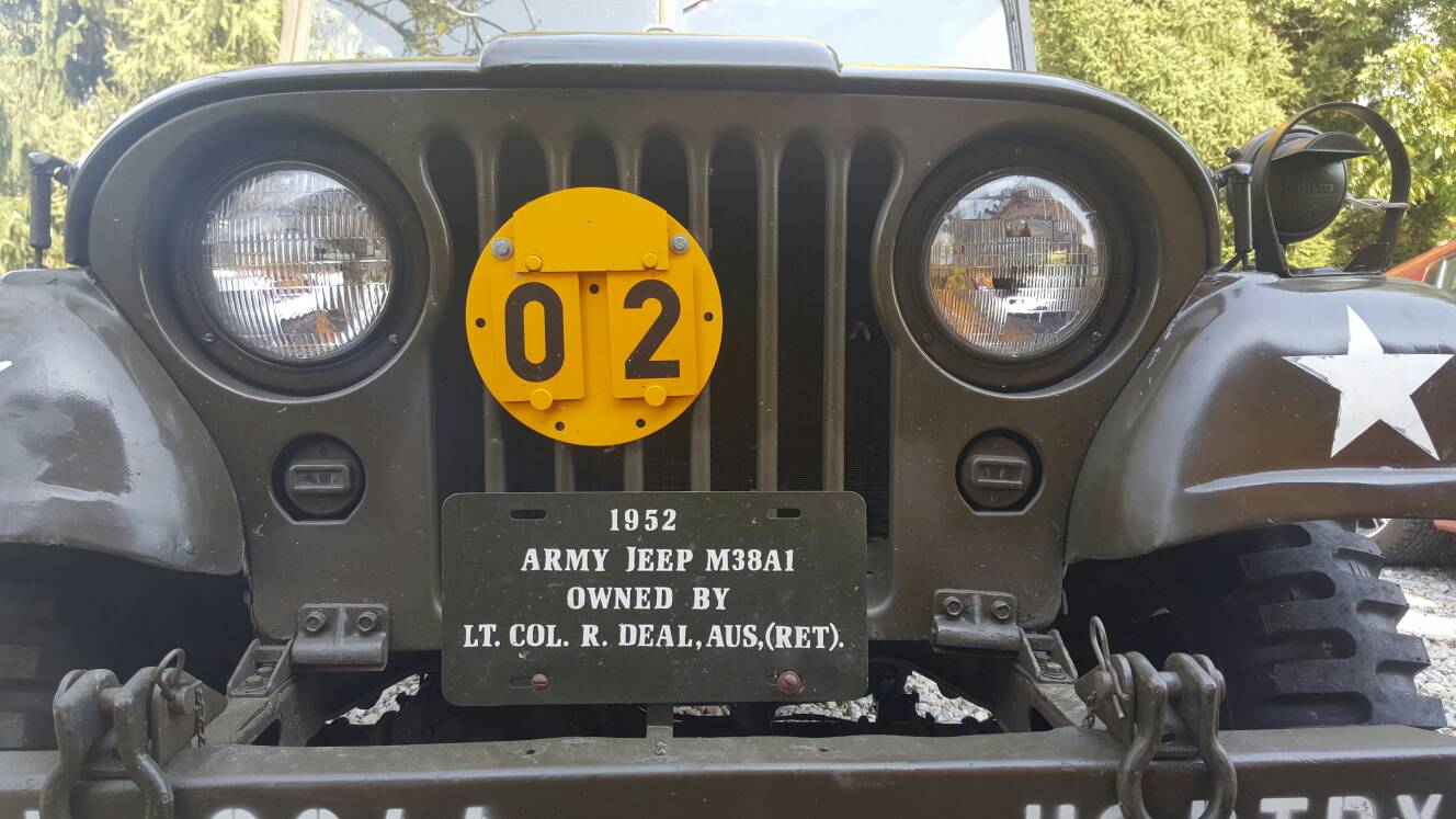 hight resolution of m38a1 grill