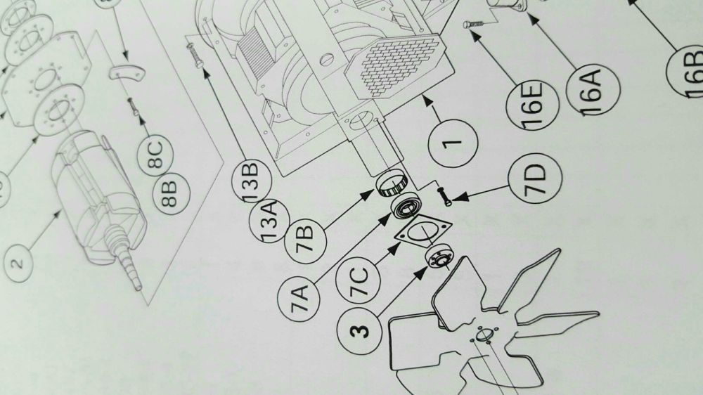 medium resolution of lincoln 300 commander wiring diagram wiring library commander 500 project archive weldingweb welding