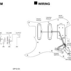 Wiring Diagram Yamaha Electric Guitar 7 Pin Rv All Data Srv Vintage