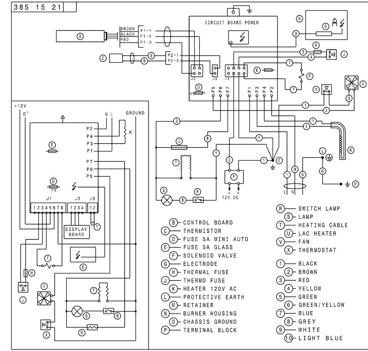 Rockwood By Forest River Wiring Diagram 120v,By