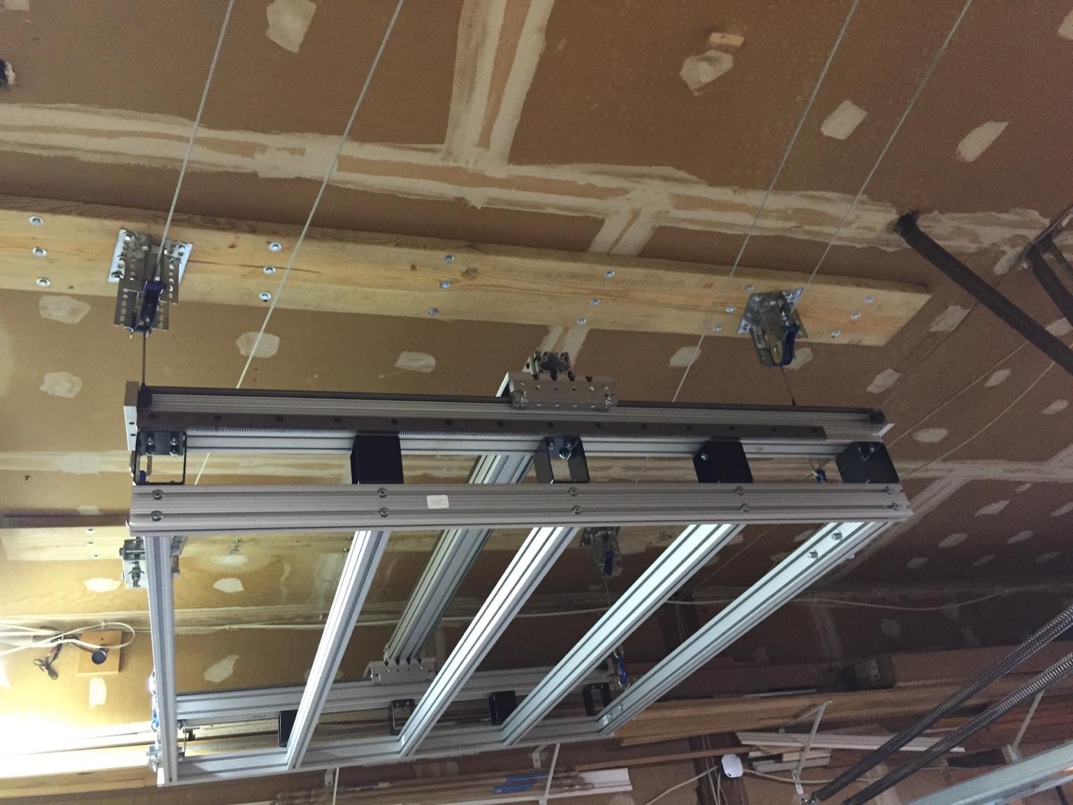 Garage Ceiling Hoist