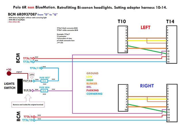 Vw Jetta Headlight Wiring Diagram - Best Wiring Diagram 2017