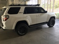 Gobi Stealth Roof Rack!! Finally completed - Toyota ...