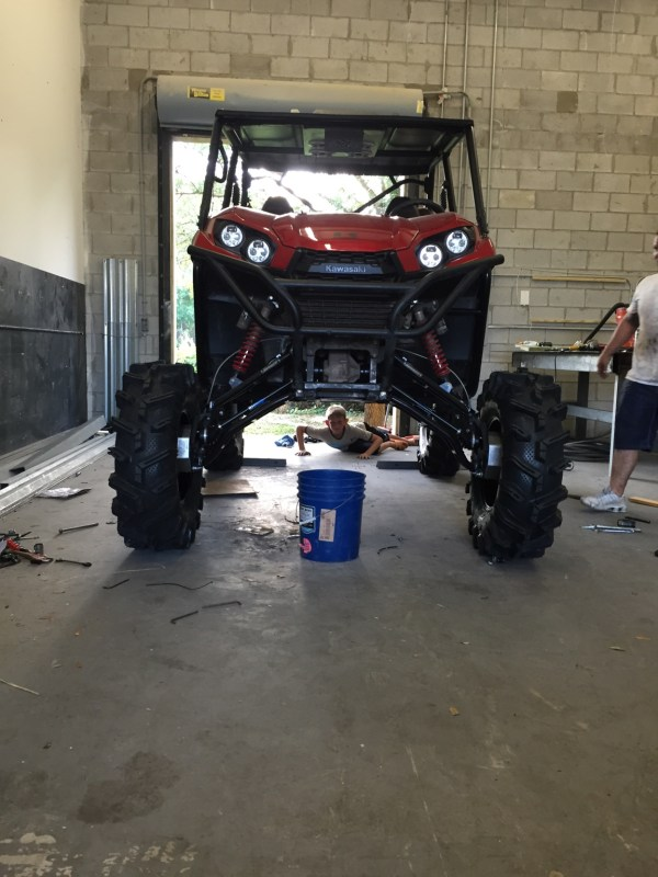 6 Inch Lift Teryx 4 - Year of Clean Water