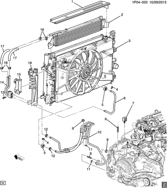 2011 chevy cruze engine wiring diagram