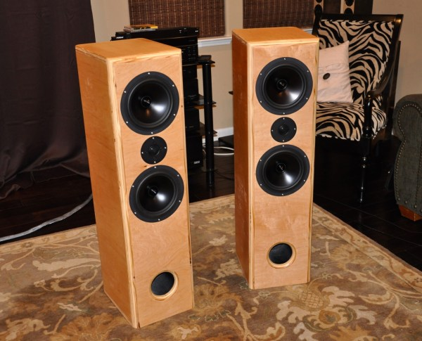 Diy Home Theater Speakers - Year of Clean Water