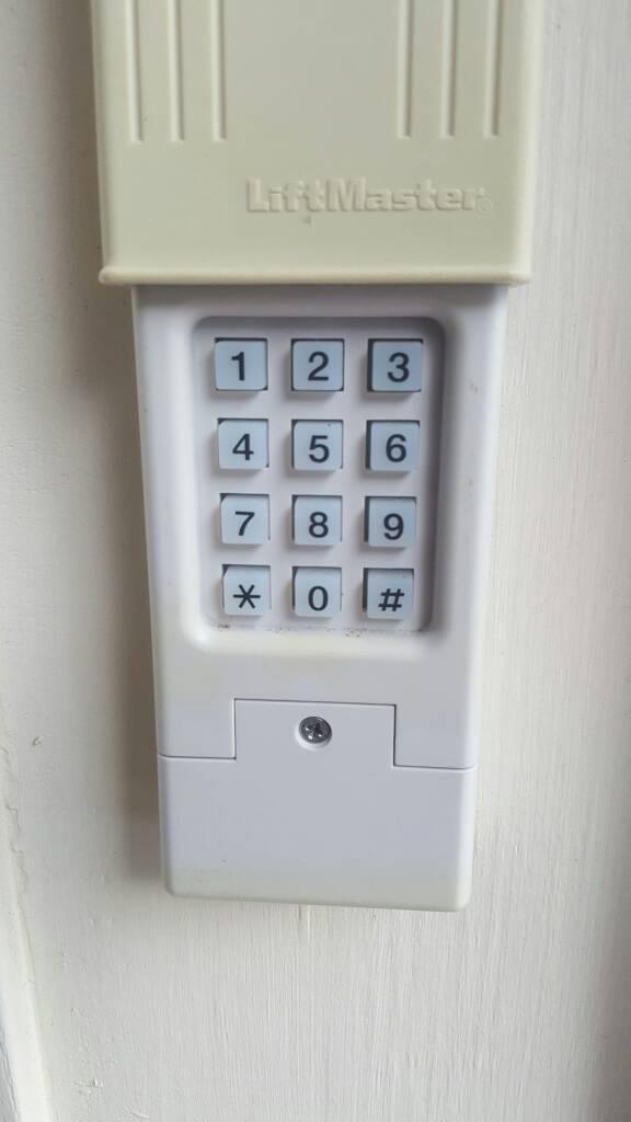 How To Program Garage Door Keypad Without The Code?