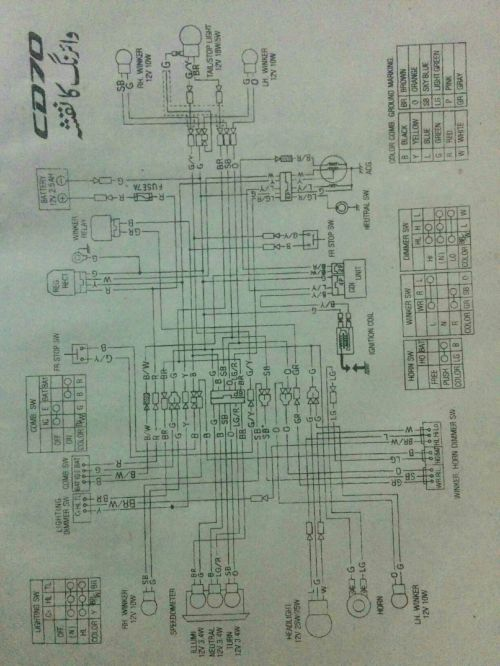 small resolution of honda cdi 70 wiring diagram wiring diagram honda cd 70 wiring diagram pdf honda cdi 70 wiring diagram