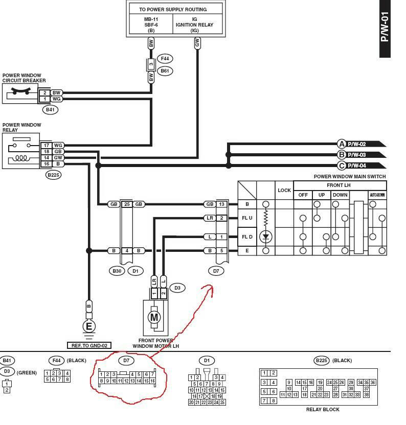 Where is fuse mb-12? Random speaker and power window