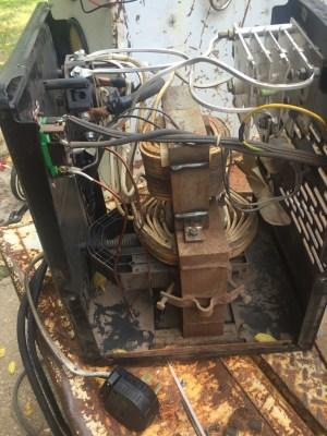 Miller Thunderbolt 225 ACDC Help