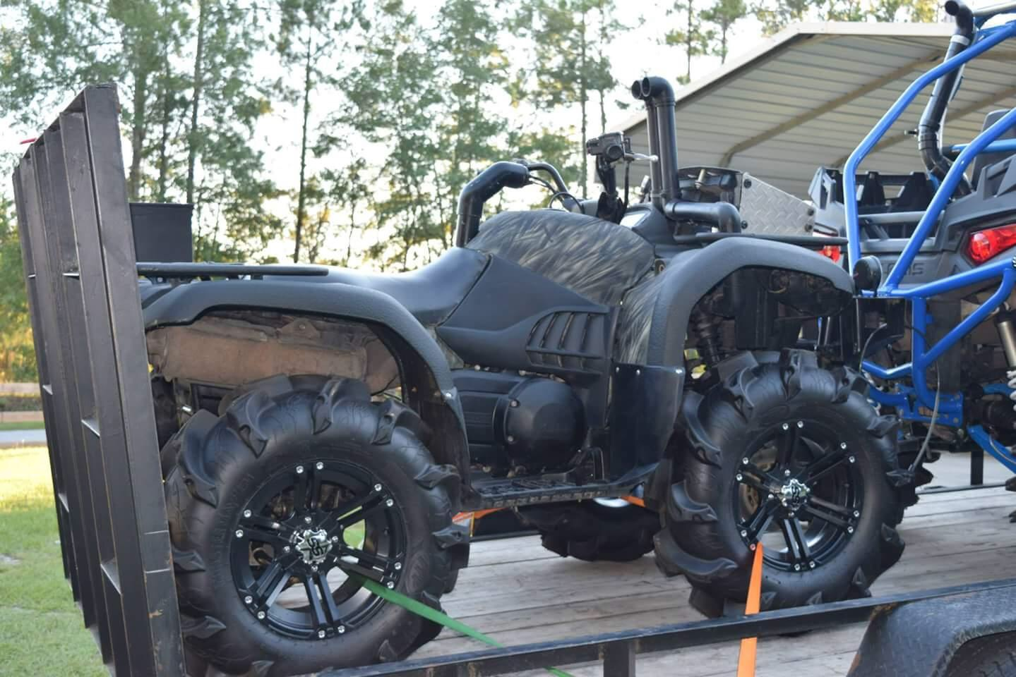 hight resolution of 2002 grizzly 660 rebuild pictures and progress yamaha grizzly atv forum