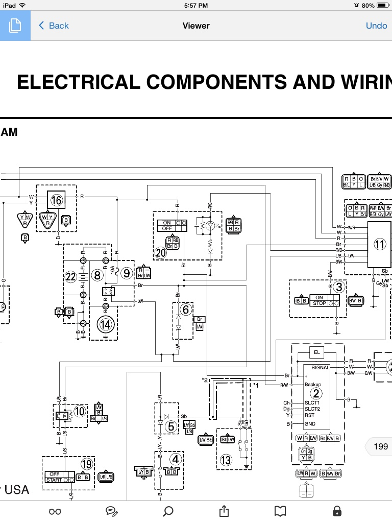 wr450f wiring diagram wiring diagram 2003 Blaster Wiring Diagram