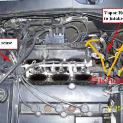 2003 Ford Windstar Vacuum Hose Diagram 2002 Chevy Malibu Ls Radio Wiring Intake Manifold Lines Page 2 Taurus Car Club