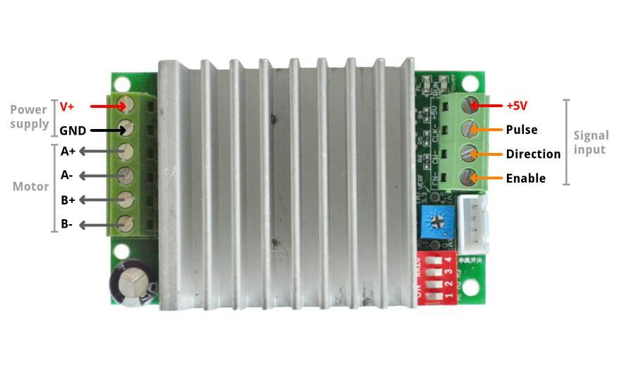 Arduino, Easy Driver Grbl Controller Tech \u2013 Arduino