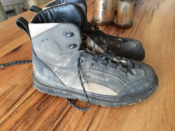 Greys Platinum Wading Boots - Fly Fishing Forums