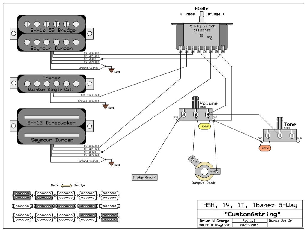 hight resolution of dimebucker wiring diagram wiring diagrams rh 12 6 51 jennifer retzke de seymour duncan wiring diagrams
