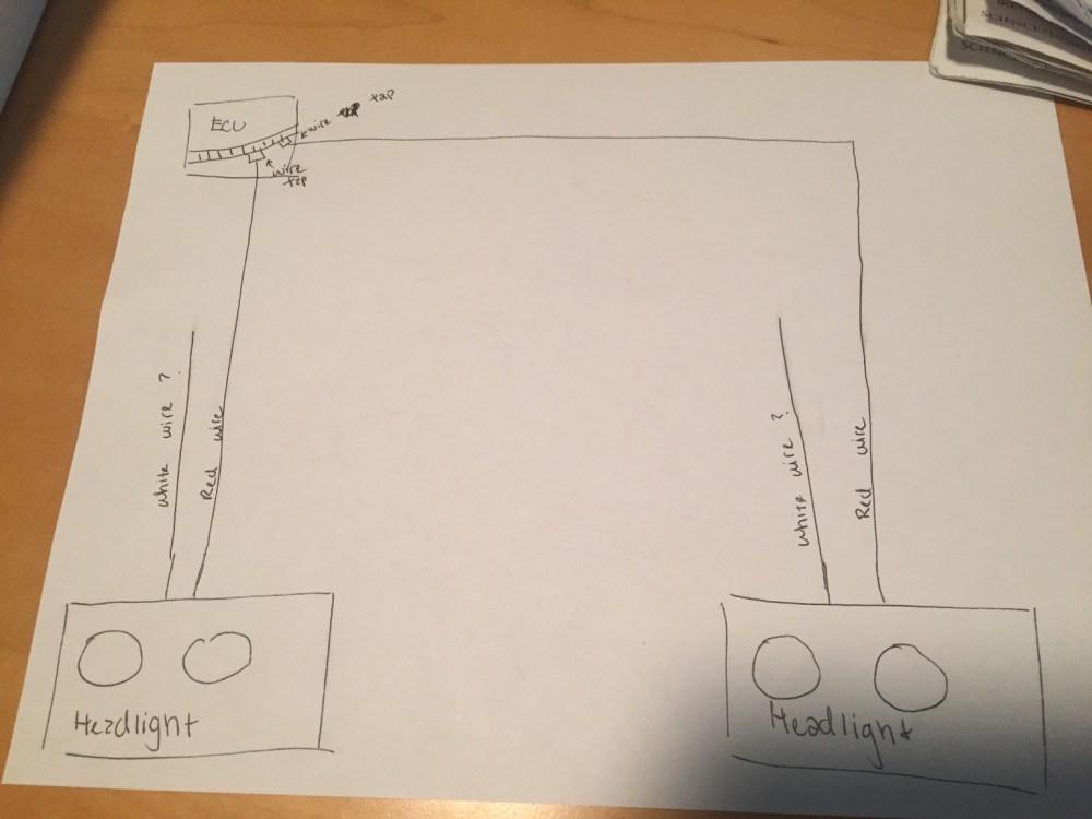 medium resolution of headlight wiring diagram 2013 bmw m5