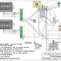 Duncan Wiring Diagrams Cav Injector Pump Diagram Seymour P B Tone