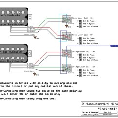 Les Paul Pickup Wiring Diagram Double Pole Throw Switch Gibson 3 50s