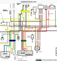 1981 1991 suzuki fa50 wiring diagramsuzuki fa50 wiring diagram 6v magneto cdi system head scratcheri just pulled up this diagram for the fa50 i [ 1334 x 750 Pixel ]