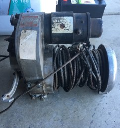 identify this old warn winch for me rme4x4 com warn 8000 winch at warn winch identification [ 1536 x 1152 Pixel ]