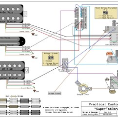 Humbucker Wiring Diagrams 1984 Porsche 944 Radio Diagram I Need Some Help With Triple Guitar