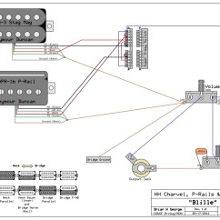 Guitar Wiring Diagram 5 Way Switch 2000 S10 Headlight For Hh