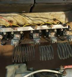 87 club car 5 solenoid wiring diagram [ 1183 x 665 Pixel ]