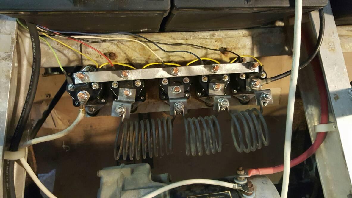 hight resolution of 87 club car 5 solenoid wiring diagram