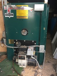 Want to Sell - Oil forced hot air Furnace | Arboristsite.com